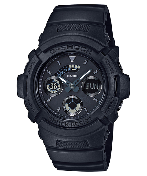 CASIO G-SHOCK AW-591BB-1AJF MENS JAPAN IMPORT