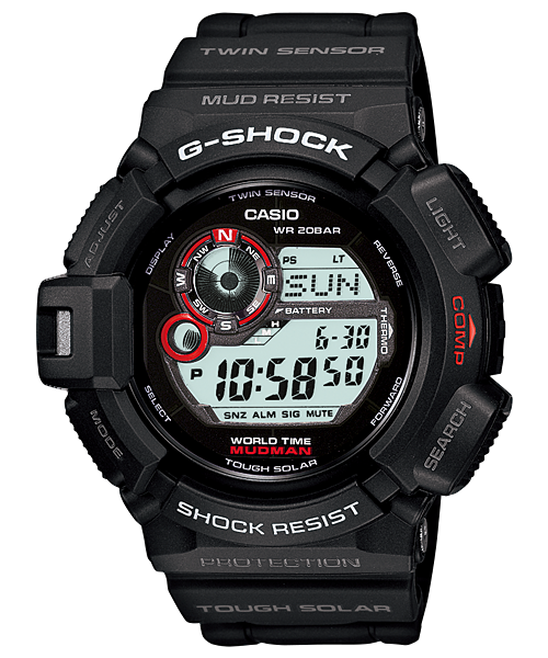 G-9300-1 | PROFISSIONAL | G-SHOCK | Relógios | CASIO