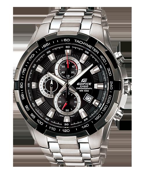 ef 539d 1av standard chronograph edifice timepieces casio rh casio intl com casio marine gear wr100m user manual Casio Edifice Black Label