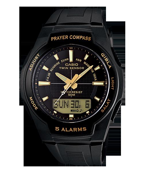 Часы Casio CPW-500H-9A Часы Aerowatch 83939AA08