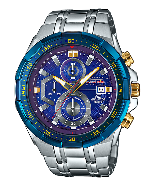 Efr 539rb 2a Limited Edition Edifice Timepieces Casio