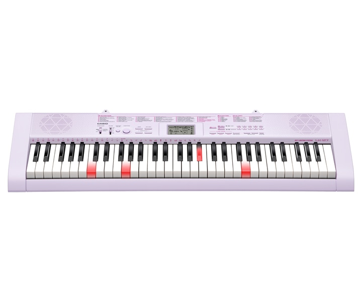 lk 127 options key lighting keyboards electronic musical instruments casio. Black Bedroom Furniture Sets. Home Design Ideas