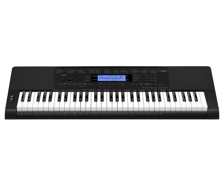 Ctk 5200 Standard Keyboards Electronic Musical Instruments Casio