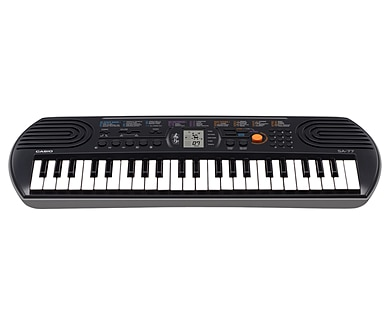 SA-77 | Mini Keyboards | Electronic Musical Instruments | CASIO