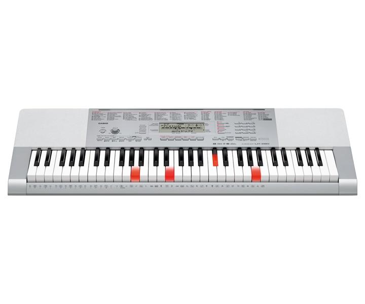 lk 280 teclados con iluminaci n de teclas instrumentos musicales electr nicos casio. Black Bedroom Furniture Sets. Home Design Ideas
