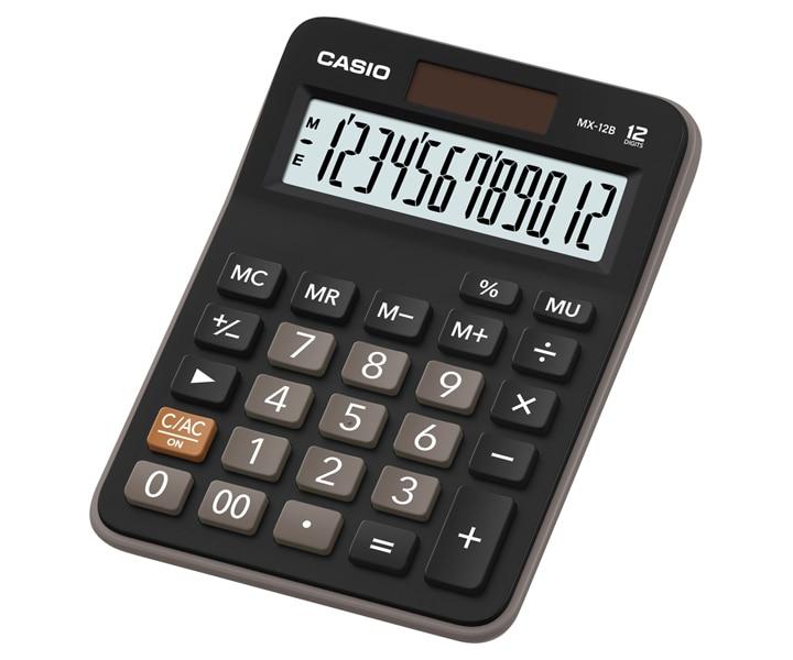 MX-12B | Serie con valor agregado | HOGAR | Calculadoras | CASIO