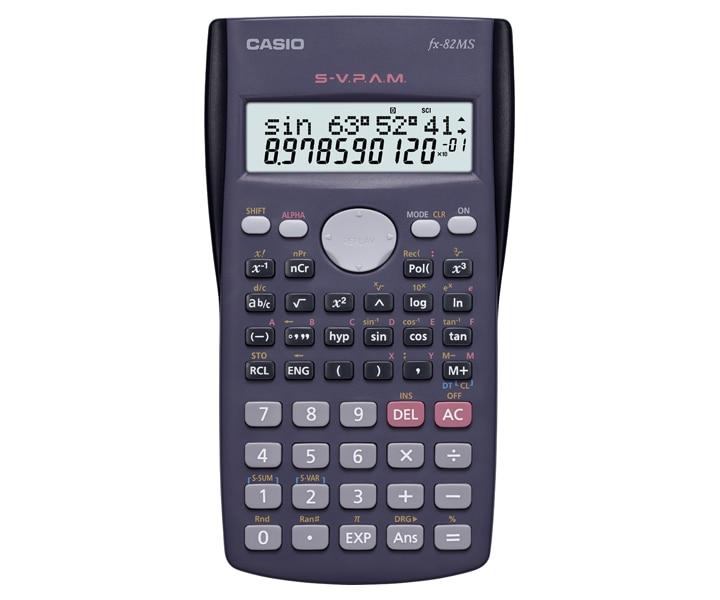 fx 82ms standard scientific calculators scientific calculators rh casio intl com Casio FX -300ES Plus Scientific Calculator Scientific Calculator Casio FX 570