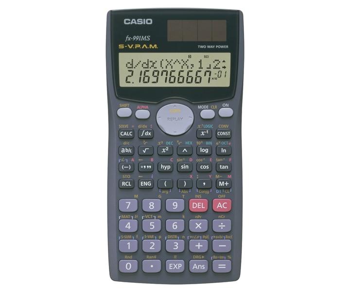 Fx 991ms الطرازات القياسية غير قابلة للبرمجة المدرسة