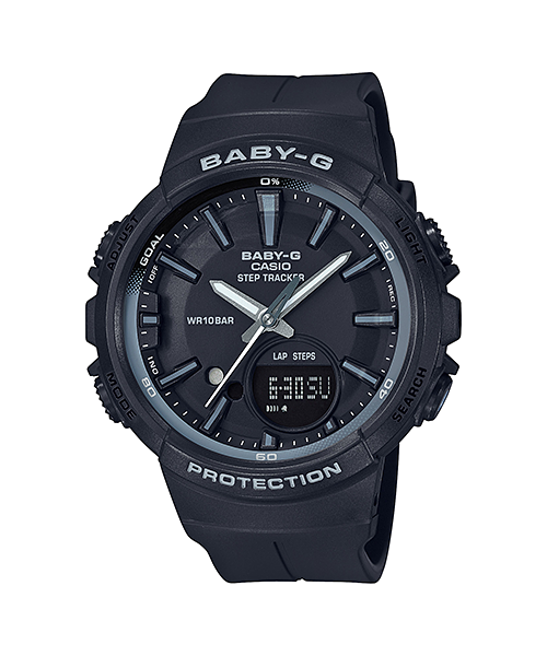 Bgs 100sc 1a G Squad Baby G Timepieces Casio