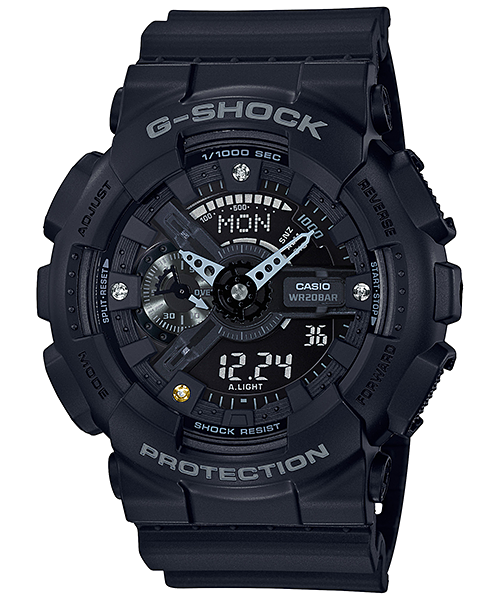 casio g shock manual